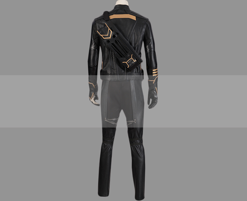 Avengers: Endgame Clint Barton Hawkeye Vigilante Uniform Cosplay Costume