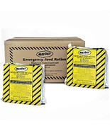 3 Day Food & Water Supply- Emergency Survival MRE Bar Ration Car Kit Bug... - $78.99
