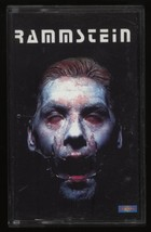 Rammstein Sehnsucht Unofficial Russian tape audio cassette   - $15.00