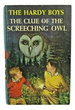 The Hardy Boys The Clue Of The Screeching Owl Franklin W. Dixon #41 8941... - $10.40