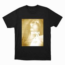 Bush Black and White Rainbows Men Unisex T Shirt Tee S-2XL - $14.99