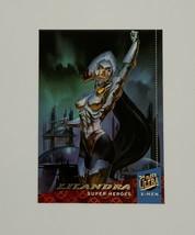 X-Men Fleer Ultra 1994 37 Lilandra Neramani Trading Card Julie Bell - $1.97