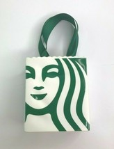 Starbucks 2019 Mermaid Logo Gift Bag Ceramic Holiday Christmas Ornament - $16.28