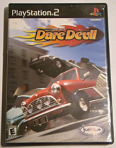 Playstation 2 - TOP GEAR Dare Devil (Complete with Manual) - $8.00