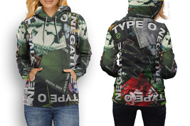 New Rock Band Type O Negative ALBUMS Hoodie Womens - $43.99+
