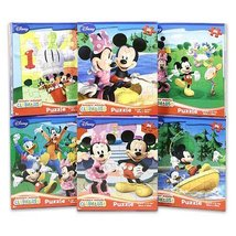 Mickey Mouse Clubhouse 24-Piece Jigsaw Puzzle (Assorted designs) - $4.27