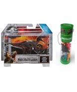 Jurassic World Proceratosaurus Action Figure and Set of 12 Mini Dinosaurs. - $21.99