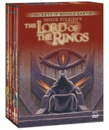 """Secrets of Middle-Earth - Inside Tolkien's """"The Lord of the Rings"""" (4-Pack) [DVD - $76.51"""