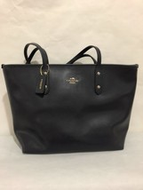 Coach Crossgrain Leather Zip Top City Tote Shoulder Bag F58846/F36875 H... - $158.02