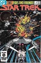 Classic Star Trek Comic Book #3, DC Comics 1984, NEAR MINT NEW UNREAD - $5.94