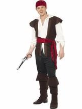 Déguisement Pirate, Poitrine 107cm-112cm, Déguisement Pirate - $22.42