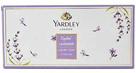 Yardley English Lavender Yardley English Lavender  Pack of Three Soap(100 G) - $10.99