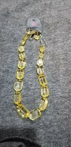 Papadazzi necklace and earrings - $11.00