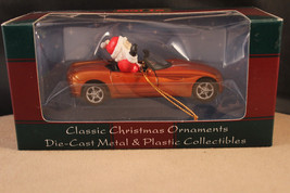 1999 MAISTO DODGE CHRISTMAS ORNAMENT 1:36 DIECAST CLASSIC COPPER NIB - $8.08