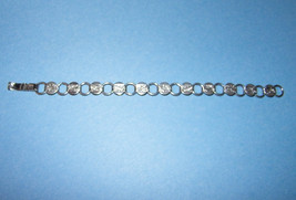 Sarah Coventry Silver Tone Link Bracelet - $10.00