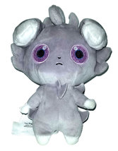 "Pokemon ""Espurr"" 7"" Pokemon Center Anime UFO Catcher / Plush * Nintendo - $9.88"
