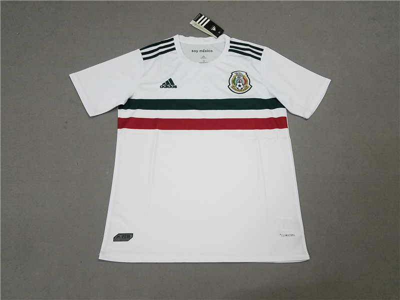 Mexico 2018 away Men Soccer Jersey Football and 50 similar ...