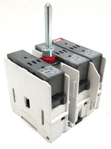 ABB OS 30FACC12 Fused Disconnect Switch 600 VAC 30 Amp - $96.77