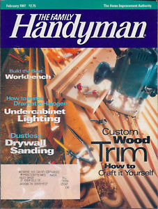 Primary image for The Family Handyman Magazine February1997