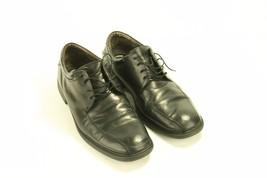 Nunn Bush 12 M Men Black Leather Comfort Casual Work Wedding Formal Dres... - $19.99