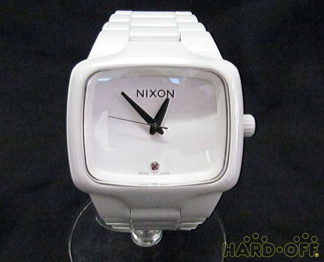 Nixon 03459 The Ceramic Player Automatic Watch