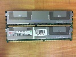 Hynix HYMP125F72CP8D3-Y5 2GB Server Dimm DDR2 PC5300(667) FULL-BUF Ecc 1.8v 2RX8 - $18.07
