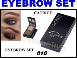 Catrice Cosmetics EYEBROW SET - Two Shades of Powder Shapely Eyebrows - $9.76