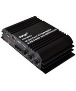 100 Watt Class-T Hi-Fi Audio Amplifier with USB Flash and SD Memory Card... - $71.90