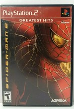 Spider-Man 2 Greatest Hits (Sony PlayStation 2, 2005) - $10.99