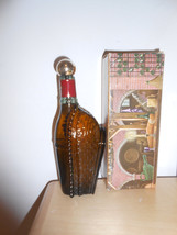 Vintage Avon 1970's Canada Wine Server Carte Blanche After Shave NOS In Box - $21.28