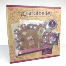Craftabelle Blooming Bright Lights String Lights Creation Kit 25 LED lig... - $18.64