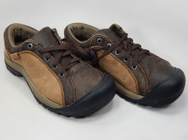 Keen Briggs Size US 9.5 M (B) EU 40 Women's Leather Oxford Shoes Cascade 1011398