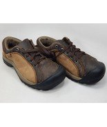 Keen Briggs Size US 9.5 M (B) EU 40 Women's Leather Oxford Shoes Cascade... - $37.10
