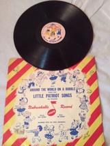 """VOCO 10"""" Record 78 RPM  TC15 - $8.90"""