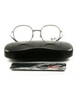 Ray-Ban RX6343 Eyeglasses 2553 Gunmetal 47 19 140 Plastic Demo Lens - $70.30