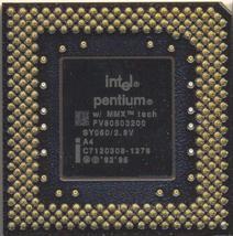 Intel SL27J Pentium 200MMX Cpu - $29.69