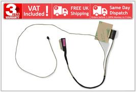 Lenovo IBM Ideapad E51-80 LCD Vidéo Edp Affichage Écran Câble DC02002G200 - $20.97