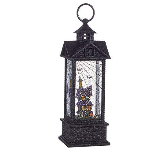 Primary image for Raz 4040500 Haunted House Lighted Water Gazebo, 12 Inches, Black