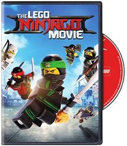 Lego Ninjago Movie [2017, DVD] New