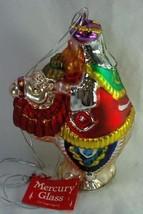 Dept 56 Three Kings Camel Mercury Glass Hand Blown Ornament - $34.64