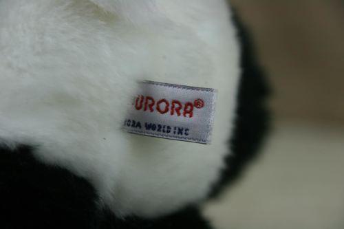 Aurora World Nature Babies Plush Panda Stuffed Animal With Neck Tag image 6