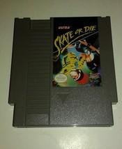 Skate or Die (Nintendo 1988) - $8.56