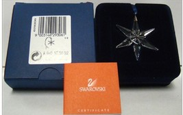 Swarovski Crystal Little Star Ornament 2003 629306 Brand New FREE SHIPPING - $55.00