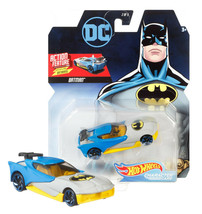 Hot Wheels Batman Action Feature with Lift & Spin Batarang Mint on Card - $12.88
