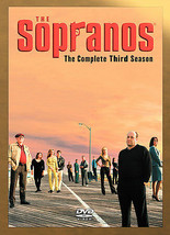 The Sopranos: The Complete Third Season DVD