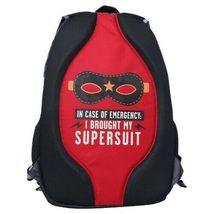 "Brand New Cat & Jack 18"" Kids' Superhero Backpack image 4"