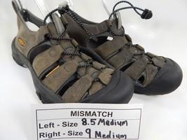 MISMATCH Keen Newport Men's Sandals Size 8.5 EU 41 Left & Size 9 EU 42 Right