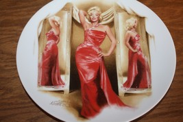 Chris Notarile Marilyn Monroe How to Marry a Millionaire Plate Delphi - $19.99