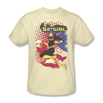 Bat Girl T-shirt Free Shipping DC comic book Bat-Man superhero cotton tee BM2017 image 2