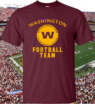 NFL Washington Football Team T-Shirt S-5X  - $16.99+